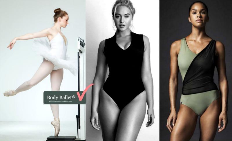 Perder peso haciendo ballet