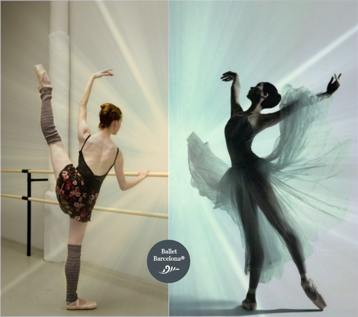 La bailarina clásica