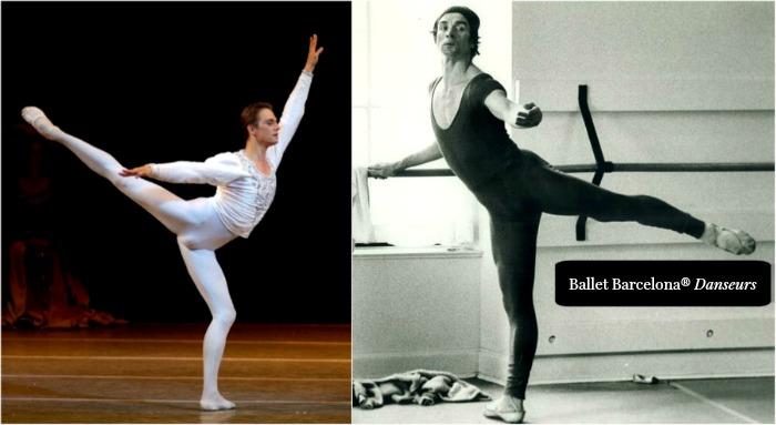 Bailarines Masculinos