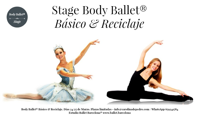 Stage Body Ballet® Marzo