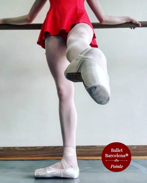 Pointe releve – Pointe Exercise