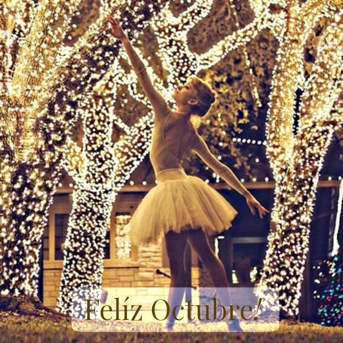 Bienvenido Octubre, el mes del ballet