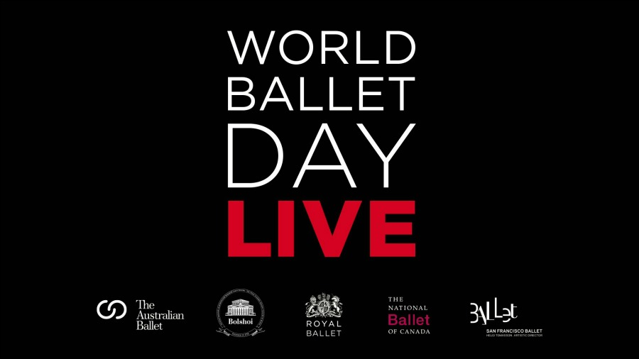 #worldballetday 2018