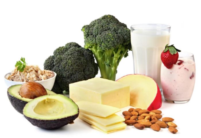 Comer saludablemente después de los 50 años