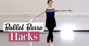 Ballet Barre, clases online para mujeres