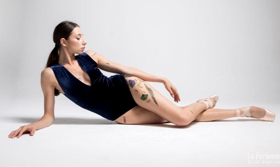 Ksenia Shevtsova, prima bailarina
