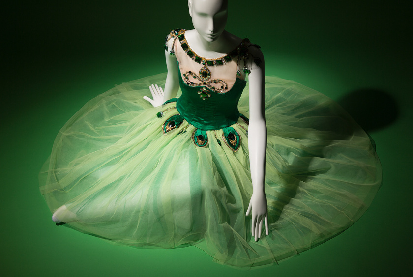 """Ballerina: Fashion's Modern Muse"" en New York City"