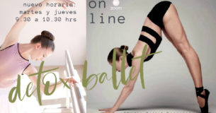 Nueva clase Detox Ballet: Poses to Cleanse Your Body